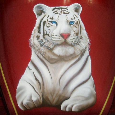 Μηχανές-Tiger