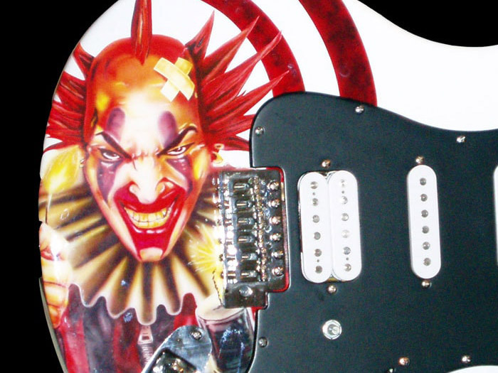 Custom κιθάρες
