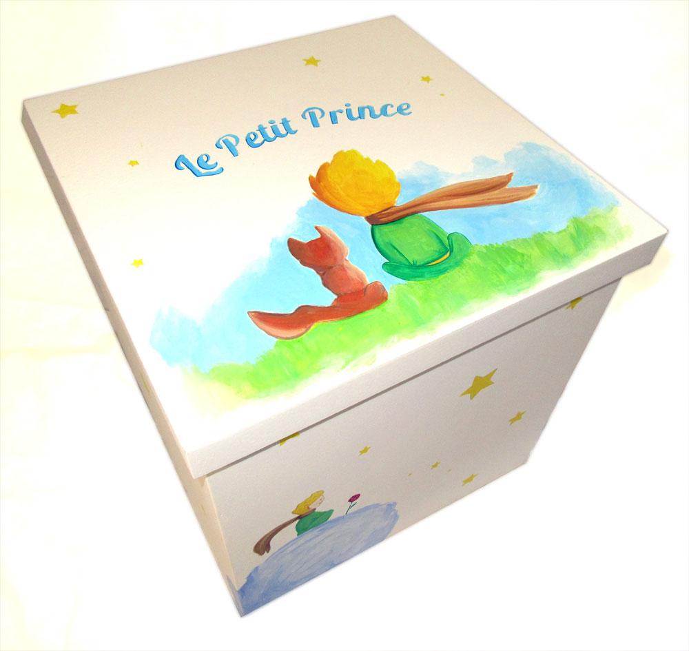 Κουτιά βάφτισης-Little Prince