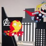 Baby Avengers αυτοκόλλητα