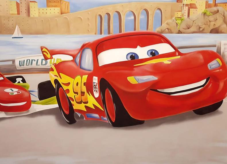 Ζωγραφική cars