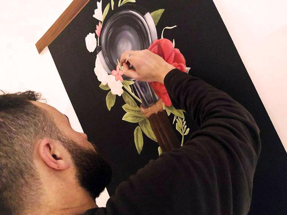 ζωγραφική επαγγελματικών χώρων